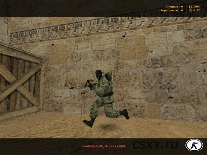 COUNTER-STRIKE 1.6 ASIIMOV 2017