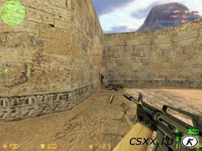 Counter-Strike 1.6 от Русского Мясника