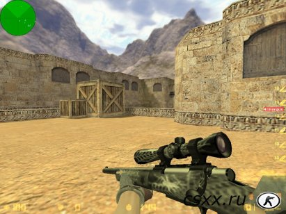 COUNTER-STRIKE 1.6 HALLOWEEN
