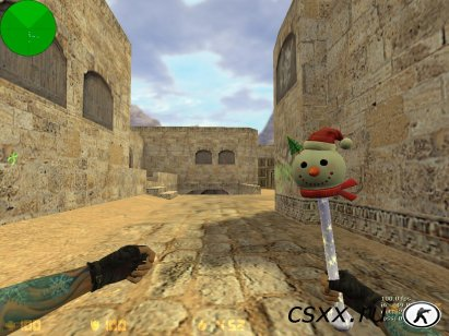 Counter-Strike 1.6 Happy New Year 2017
