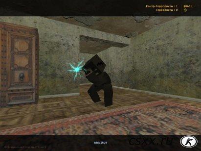 Counter-Strike 1.6 Minecraft