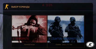 Тема UNIQUE MODERN TEAM MENU