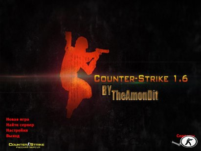 Counter Strike 1.6 TheAmonDit v3.0