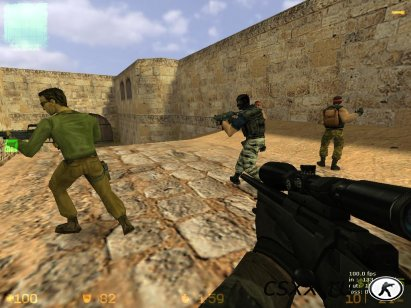 Counter-Strike 1.6 iPlay