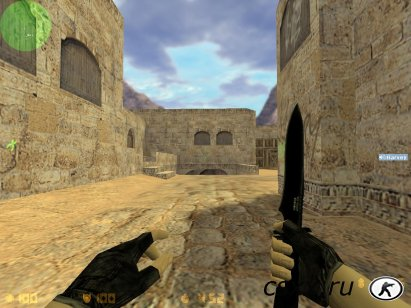 Counter-Strike 1.6 Black Edition