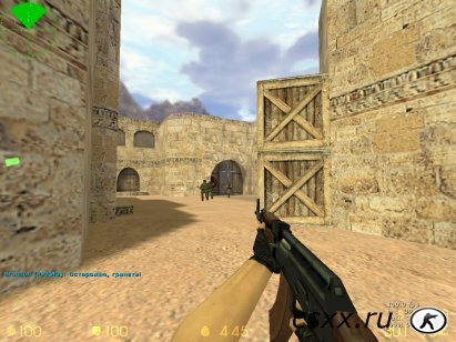 Counter-Strike 1.6 2018