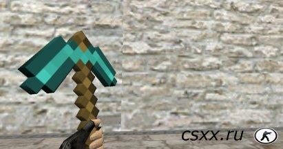 Скин Кирка из Minecraft