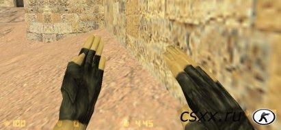 Модель Руки и нога каратиста