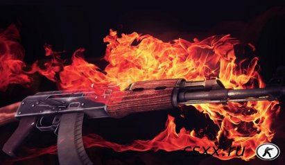 Counter-Strike 1.6 Fire Weapons