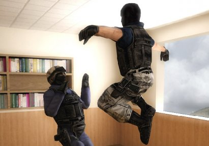 Прыжки в Counter-Strike 1.6 (Jumping)