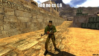 FAQ по cs 1.6