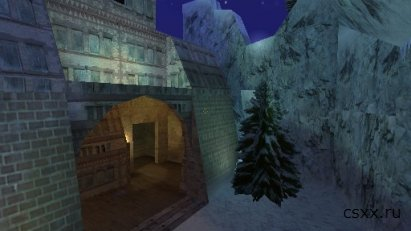 Карта de_christmas / Скачать maps для cs 1.6