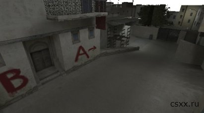 Карта [maps] css_dust2night_go для кс 1.6