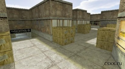 Карта de_clan_mill / Легендарные карты для cs 1.6