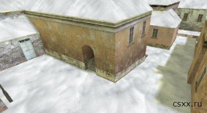 Карта de_inferno_2x2_winter