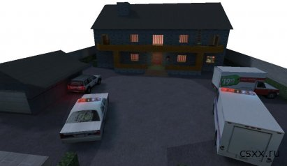 Карта cs_mansion_maniac для кс 1.6